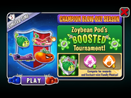 Champion Blow-Out Season - Zoybean Pod's BOOSTED Tournament