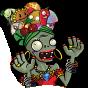 Fruit Headress Zombie