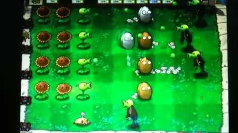 Plants vs Zombies Zombotany