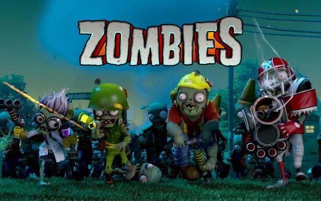 zombiesplantsvszombiesgardenwarfare - Plants Vs Zombie Garden Warfare