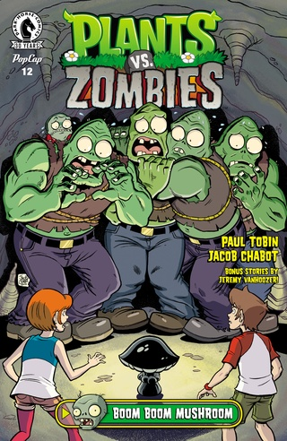 Plants vs. Zombies: Boom Boom Mushroom | Plants vs. Zombies Wiki ...