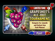 Grapeshot All-Out Tournament