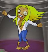 Long Blonde Hair Zombie