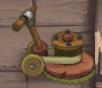 Pirate Seas Lawnmower
