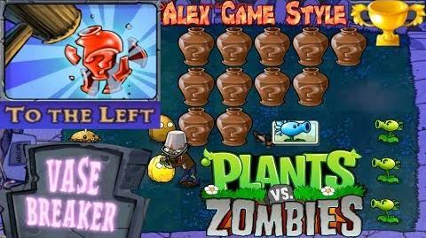 Plants vs. Zombies - Vasebreaker To the Left (Game pack - Unlocked for 150,000 coins) Ep