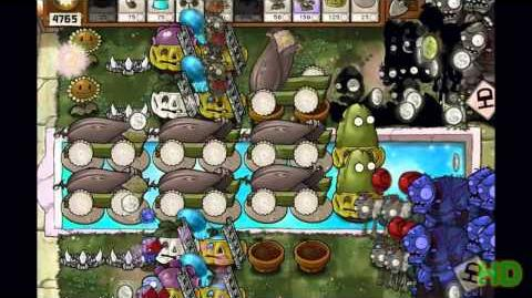 Plants vs Zombies - Hell March 3 ( Popcorn Party 2 )