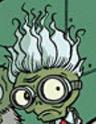 Upset Scientist comic face