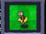 Ducky Tube Zombie
