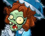 Parasol Zombie Cardface