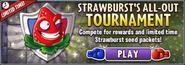 Strawburst´s All-Out Tournament