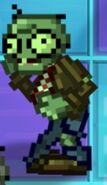 Fainted 8-bit Zombie
