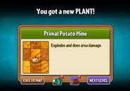 Getting Primal Potato Mine