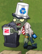 ZCorp Buckethead In-Game
