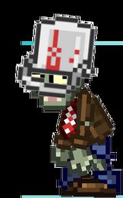 8-bit bucket-head