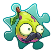 Imp Pear Costume Puzzle Piece
