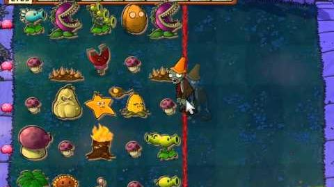 Plants vs Zombies - I,Zombie Endless Streak 81 - 90