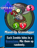 Receiving Mixed-Up Gravedigger-0