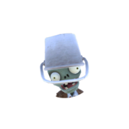 Icon Minions Bucket Head Zombie