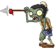 Javelin Thrower Zombie