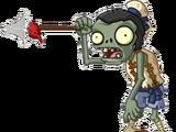 Spear Thrower Zombie