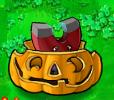 Magnet shroom pumpkin