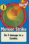 Meteor strike get