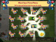 Dartichoke Seed Packets in Pinata Party