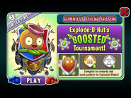 Gumnut's Sticky Season - Explode-O-Nut's BOOSTED Tournament