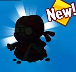 Mini-Ninja silhouette