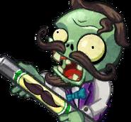 Mustache Waxer cardface