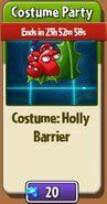 CostumePartyHollyBarrier