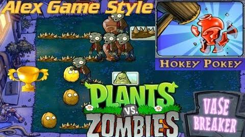 Plants vs. Zombies - Puzzle Vasebreaker Hokey Pokey (Android Gameplay HD) Ep