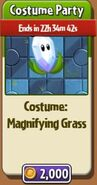 CostumePartyMagnifyingGrass