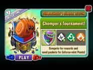 Tumbleweed's Rumble Season - Chomper's Tournament