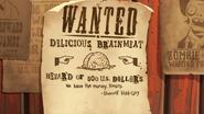 Wanted Brain Wild West