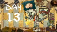 Android Beta 2 PvZ All Stars - Ancient Egypt Day 13