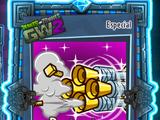 Destructor Deslumbrante de Grandes Rayos