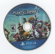 Plantsvs.ZombiesBattleforNeighborville PlayStation4 Disc