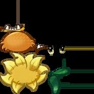 Primal Sunflower PvZH