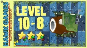 V1.0.81 Plants vs. Zombies All Stars - Far Future Level 10-8