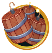 BarrelingAlongIcon
