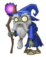HD Wizard Zombie