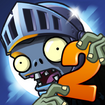 Plants Vs. Zombies™ 2 It's About Time Square Icon (Versions 2.4)