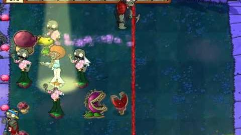 Plants vs Zombies - I,Zombie Endless ( How far can i go ... ) Streak 21 - 30