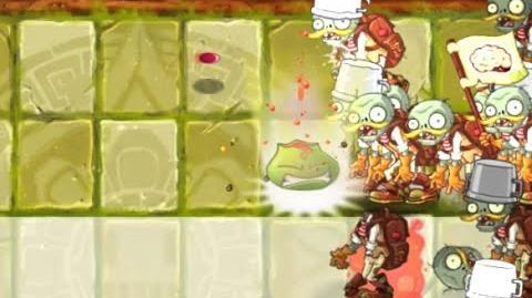 Plants vs Zombies 2 - Lost City Day 3 - Lava Guava
