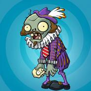 Shakespeare zombie