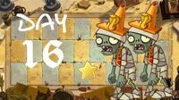 Android Beta 2 PvZ All Stars - Ancient Egypt Day 16