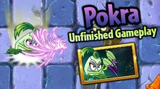 Plants vs. Zombies 2 Pokra Unfinished Gameplay