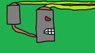 Trash-pult