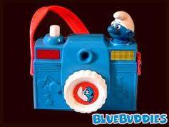 Smurf camera